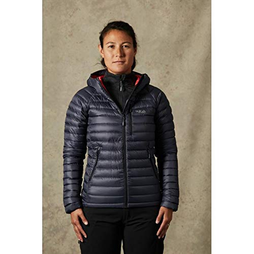 RAB Microlight Alpine WMNS - XL (Microlight Jacke Alpine)