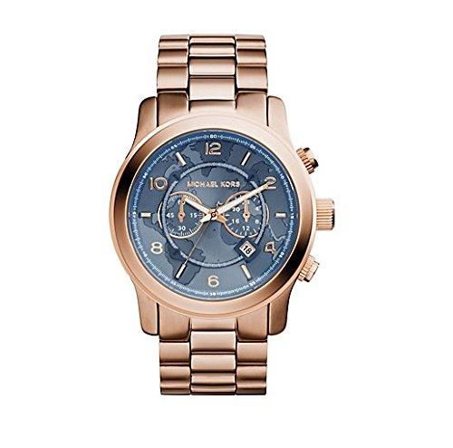 Michael Kors MK8358 - Reloj de cuarzo para mujer, color oro