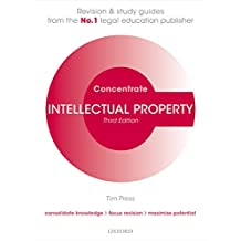 Intellectual Property Law Concentrate: Law Revision and Study Guide (English Edition)