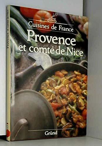 Provence et comte de nice par