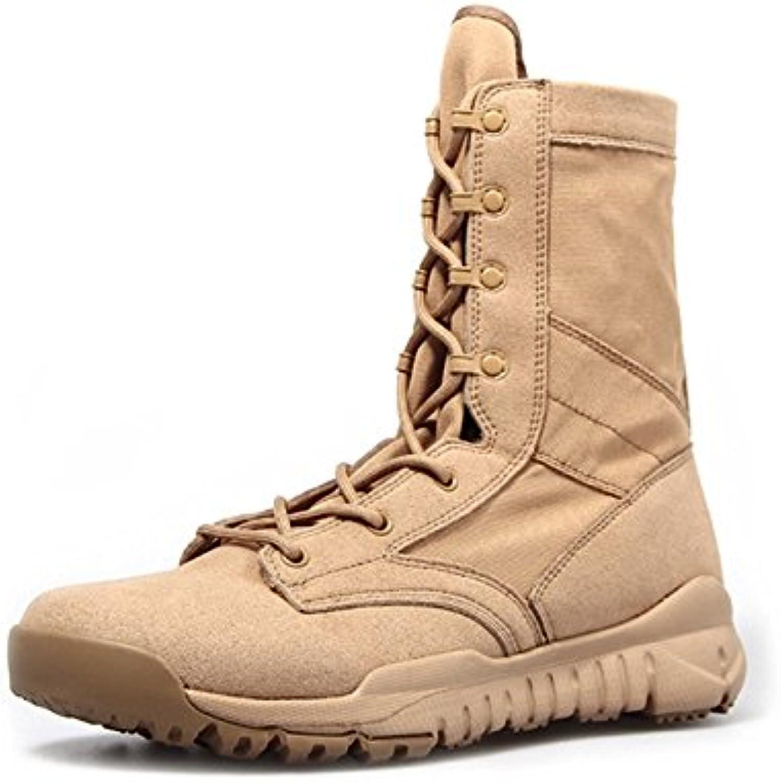 WZG Especiales ultra-ligero transpirable botas de combate botas botas botas individuales ventiladores militares  -