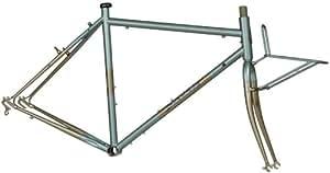 SALSA Casseroll Bleu (Taille cadre: 55 cm) Cadre vélo de route