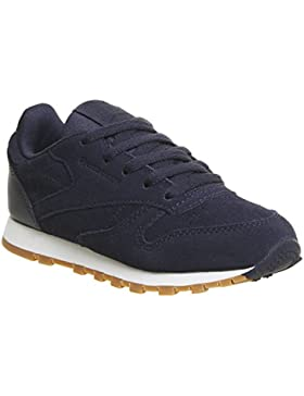 Reebok Cl Leather SG, Zapatillas de Running Unisex niños