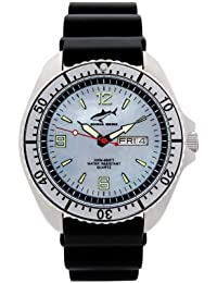 Chris Benz One Man CBO-H-SI-KB Men's Diving Watch