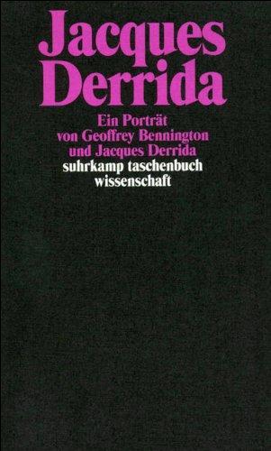 Jacques Derrida: Ein Portrait (suhrkamp taschenbuch wissenschaft)