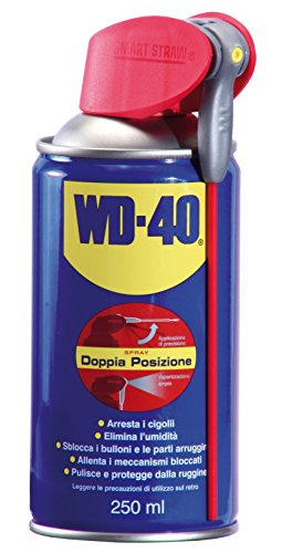 WD-40 39489 Spray, 250 ml