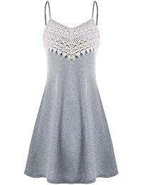 Amazon.it: Cuore blu Vestiti Donna: Abbigliamento