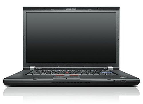 Lenovo Thinkpad T520 39,624 cm (15,6 Zoll FHD) Notebook (Intel Core i5, 4GB, 250GB, Intel HD 3000, Docking, Webcam, UMTS, Bluetooth, Windows 10 Pro) schwarz (Zertifiziert und Generalüberholt)