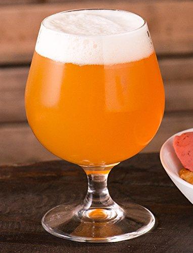 Vidrio de cerveza de especialista en forma de copa de 53 cl