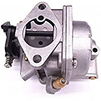 YAMASCO Carburador Montaje de carbohidratos 4 Tiempos Fit Tohatsu Nissan Mercury fueraborda MFS NSF 4HP HP 3R1-03200