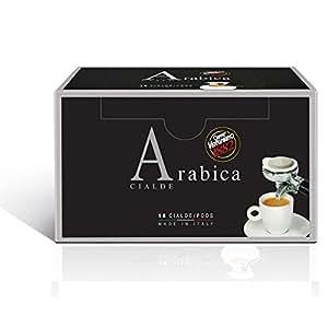 Caffè Vergnano 1882 - Cialde Arabica - 2 confezioni da 18 cialde [36 cialde ]