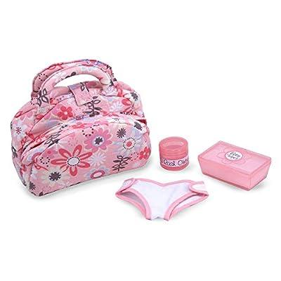 Melissa & Doug : Baby Doll Nappy Bag Set