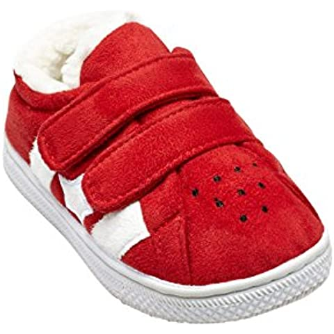 next Niños Zapatillas de estar por casa cierre de velcro (Niño pequeño)