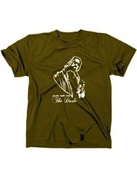 #2 the big lebowski-kult funshirt t-shirt the dude