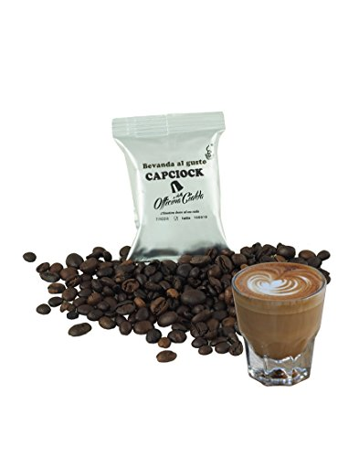 50 capsule capciok compatibili lavazza espresso point, kit 50 capsule compatibili con macchine lavazza espresso point, senza glutine, capsule lavazza compatibili, capsule espresso point fap.