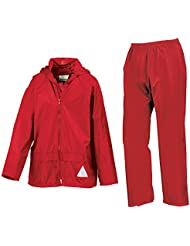 Kids / Childrens waterproof jacket and trouser suit