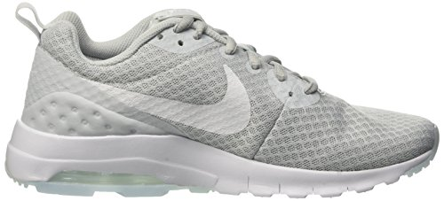 Nike Wmns Air Max Motion Lw, Gymnastique femme Multicolore (Pure Platinum / White)
