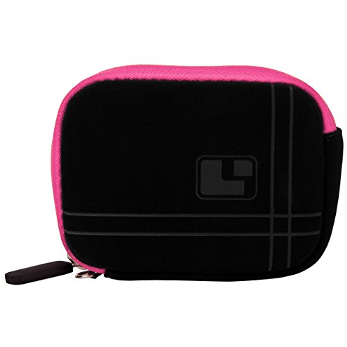 Sumaclife (Pink) Micro Suede Neo Bubble Camera Sleeve For Nikon Coolpix S3500 Point & Shoot Digital Camera (AD_CAMLEA064_2013VGML014)  available at amazon for Rs.1393