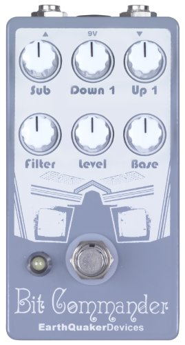 EarthQuaker Devices Bit Commander · Effetto a pedale