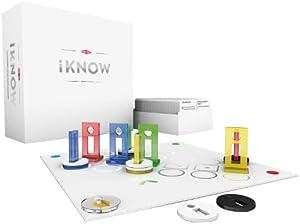 iKNOW - Juego de Preguntas, 2 o más Jugadores (Tactic 40659) (versión en inglés)