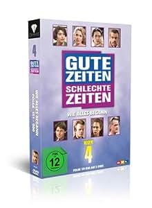 Gute Zeiten, schlechte Zeiten - Wie alles begann, Box 4 [5 DVDs]