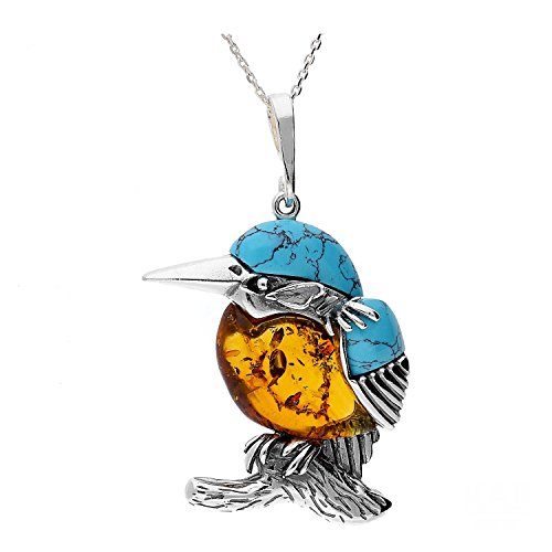 ambra-baltica-in-argento-sterling-925-con-ciondolo-turchese-beauty-bird-kingfisher-kab-275