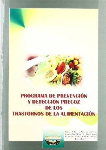 Programa de Prevención y Detección Precoz de los Trastornos de la Alimentación (Talleres Educativos)
