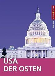 USA - Der Osten: Reiseführer mit E-Book (Vista Point weltweit)