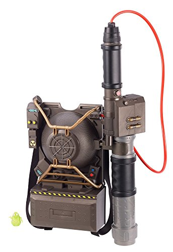 (2016) electronic and Proton Pack length 31 cm plastic painted cosplay items (Ghostbuster Proton Pack)