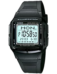 Casio Collection – Reloj Hombre Digital con Correa de Resina – DB-36-1AVEF