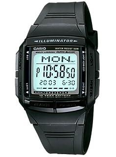 Casio Collection DB-36-1AVEF, Unisex Adult's Digital Watch, Black (B000MX1YQY) | Amazon price tracker / tracking, Amazon price history charts, Amazon price watches, Amazon price drop alerts