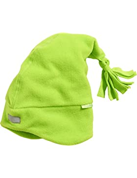 Playshoes Unisex Strickmütze Fleece-Zipfelmütze