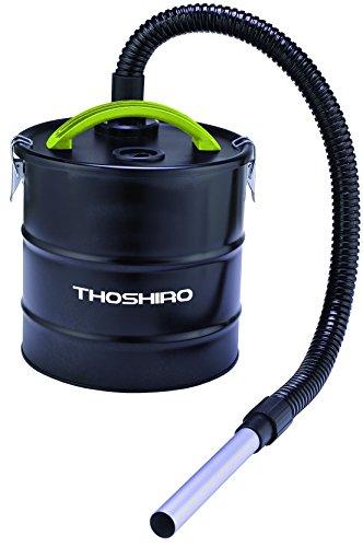 Thoshiro 222000 - Recipiente recoge ceniza (15 l)