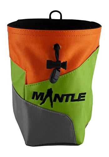 Mantle - Chalkbag Kreidebeutel für Kletterkreide zum Bouldern und Klettern Modell Juggy