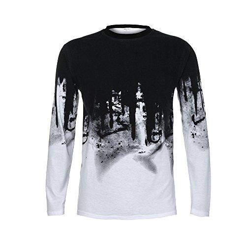 Herren T-Shirts Männer Mode Persönlichkeit Sport Kurzarm Bluse T-Shirt 3D Gedruckt Rundhalsausschnitt Slim Unisex 22D Druckten Sommer-beiläufige Kurze Hülsen-T-Shirts T-Stücke