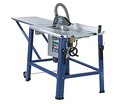 Scheppach Hs120o Table Saw, Circular Saw Table 240V 2Yr Warranty