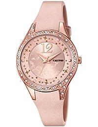 Calypso K5660/2 - Reloj de pulsera Mujer, Plástico, color Rosa