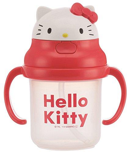 Straw hopper hands mug Hello Kitty KSH2D by Skater