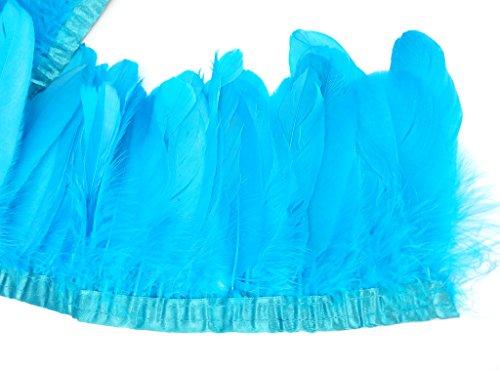offstreifen 2 meter - Ideen für die Bekleidung, Kostüme, Hüte.. blau (Blaue Kostüme Ideen)