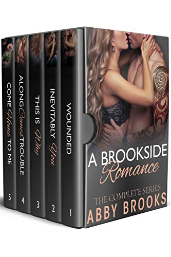 A Brookside Romance -- The Complete Series Box Set: Books 1-5 (English Edition) (Box Collection Complete Halloween-the)
