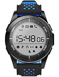 NO.1 F3 Sport Smartwatch Cadran Rotatif 30m étanche Natation Montre podomètre Montre-Bracelet en Plein air pour Android iOS