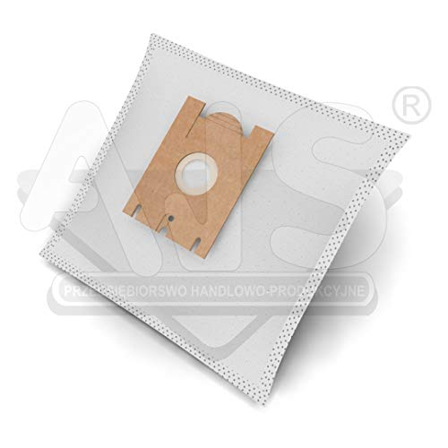 Staubsaugerbeutel MICRO-BAG geeignet für NILFISK Compact C10, NILFISK Compact C20, NILFISK Compact C110, NILFISK Compact C120, NILFISK Compact C220, NILFISK Compact C210-5 Stück - Staubsauger Zubehör -