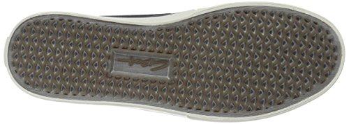 C1RCA DRIFTER , Chaussures de skateboard homme Indigo/gum