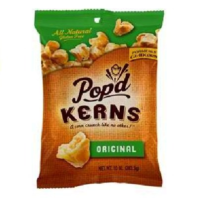 Glad Corn Pop'd Kerns Original -- 10 oz by Glad Corn