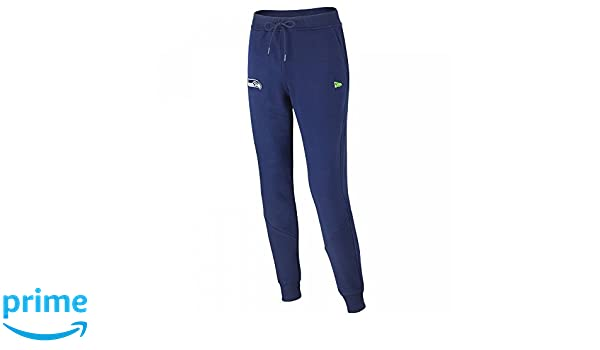 New Era Uomo Pantaloni   Pantalone ginnico Team Apparel French Terry  Seattle Seahawks  Amazon.it  Sport e tempo libero c6b04e151c64