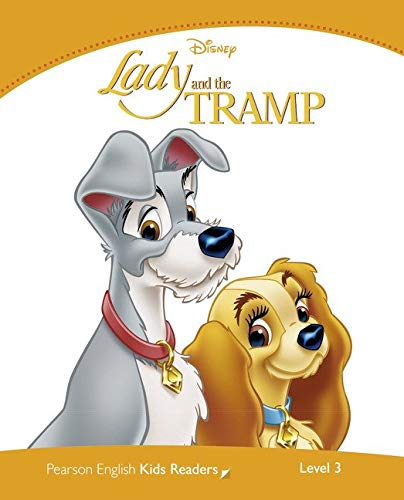 Penguin Kids 3 Lady and the Tramp Reader (Pearson English Kids Readers) - 9781408288603 por Rachel Wilson