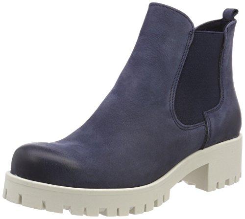 Tamaris Damen 25435 Chelsea Boots, Blau (Navy 805), 37 EU