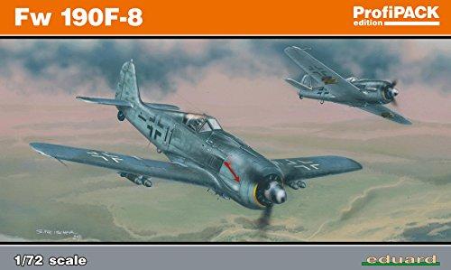 Eduard Plastic Kits 70119 - Modellbausatz Fw 190F-8 ProfiPACK Edition