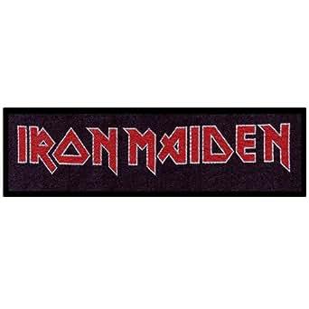 IRON MAIDEN - Logo - Superstrip