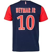Paris Saint Germain PSG – Neymar Jr – Camiseta Oficial Talla niño ... a02e18945be24
